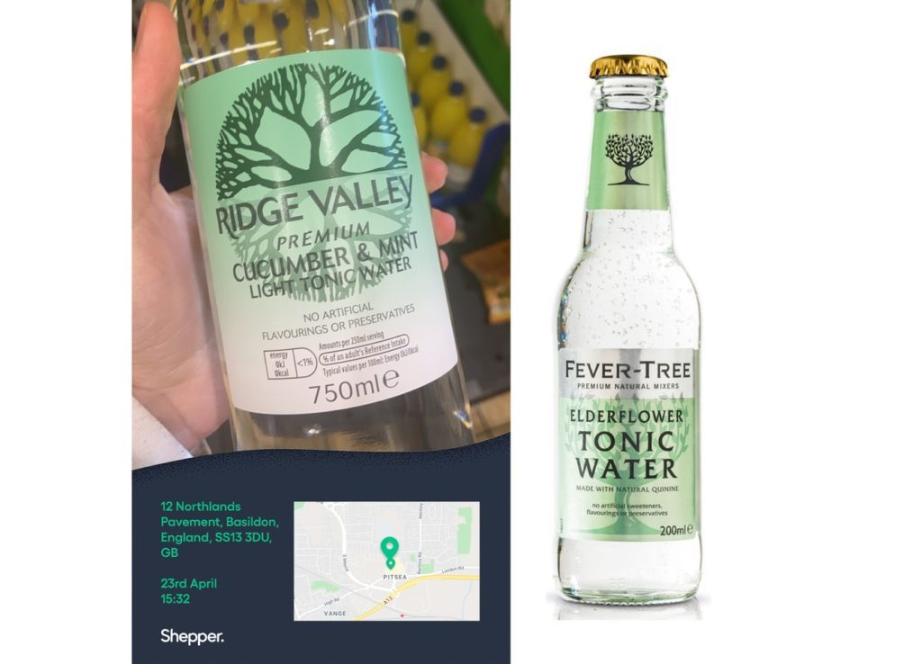 fever tree aldi lookalike brand